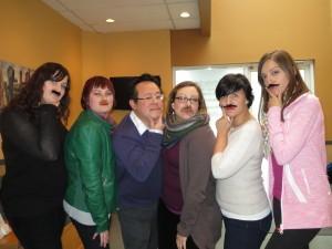 Dr. Tham Movember