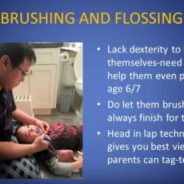 Kids Brushing and Flossing (Video)
